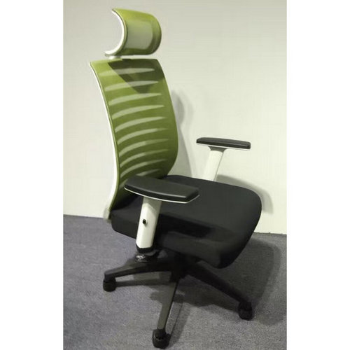 cheap comfortable all mesh recliner office chair conference meeting room chairs