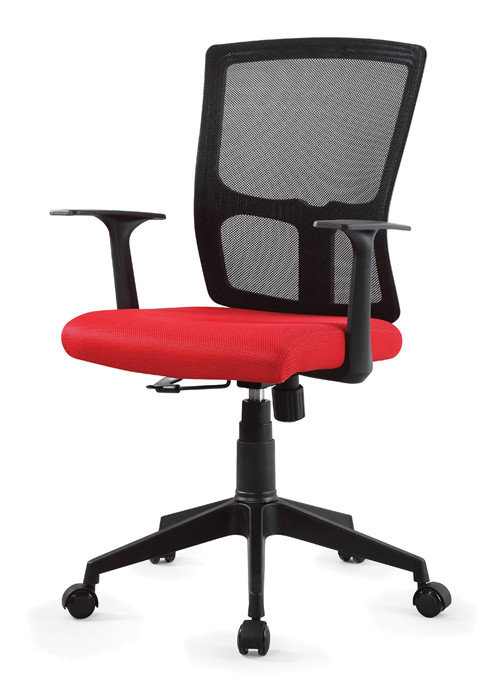 hot sale cheap plastic mesh back office chair computer chair for staff china office chairs. Black Bedroom Furniture Sets. Home Design Ideas