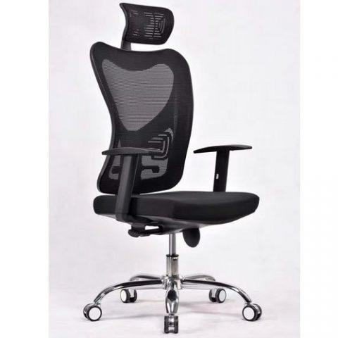 high quality executive ergonomic office chair high back mesh chair