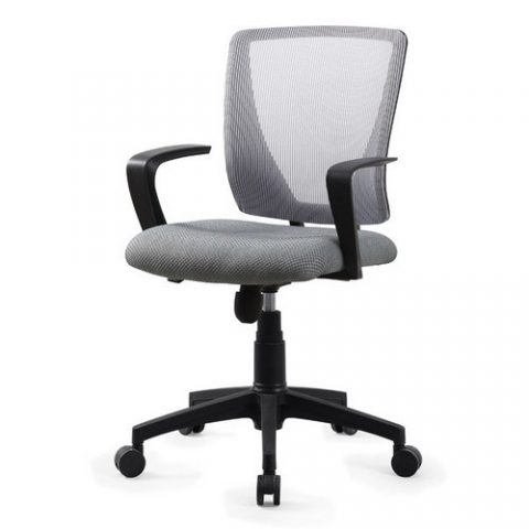 Low Price Ergonomic Mesh Back Office Chair Furniture Full Staff China Supplier