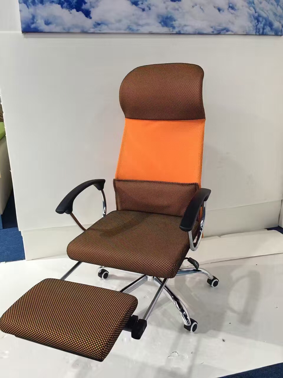 Popular High Back Task Computer Swivel Office Chair With