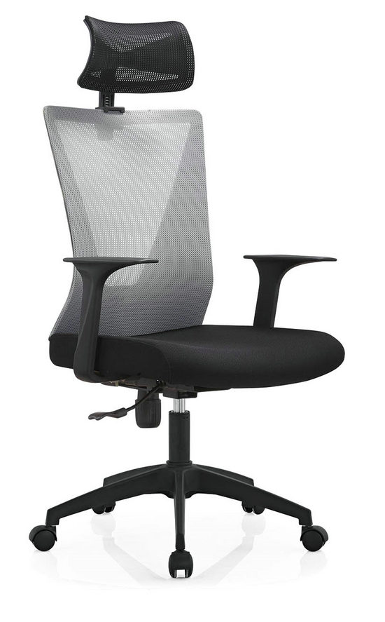 High Back Mesh With Wheels Swivel Office Furniture