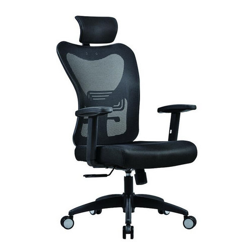 Factory Price Wheel Base Ergonomic Mesh Office Chair