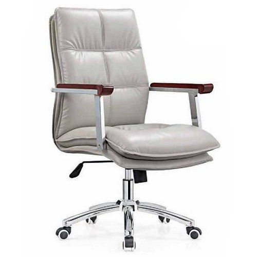 Imitation Leather Office Chair Senior Work Computer Chair