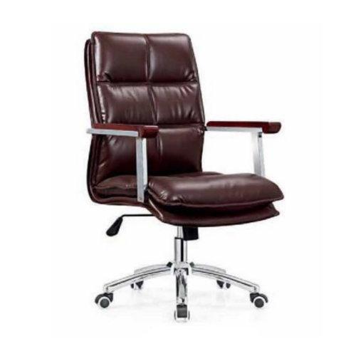 Imitation Leather Office Chair Senior Work Computer Chair