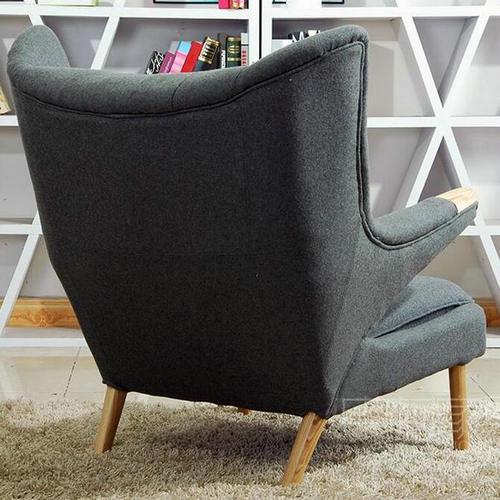 Hans Wegner Replica Chair Teddy Papa Bear Chair Made In
