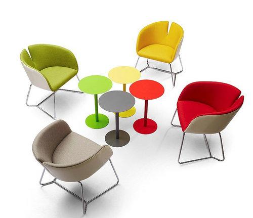 Hot Sale Fabric Club Reception Chair Hotel Furniture