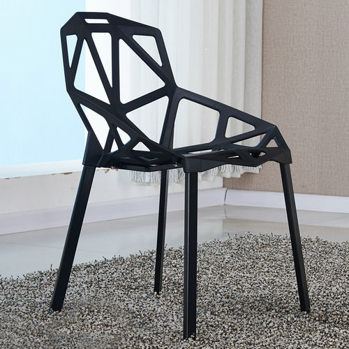 Wholesale Low Price Victoria Ghost Plastic Dining Chair