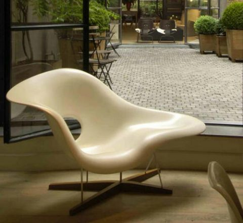 Peachy China Oem Charles Modern Fiberglass La Chaise Lounge Chair Gmtry Best Dining Table And Chair Ideas Images Gmtryco