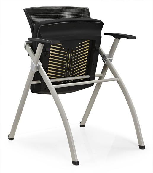 Guangzhou High Quality Meeting Training Folding Chair With