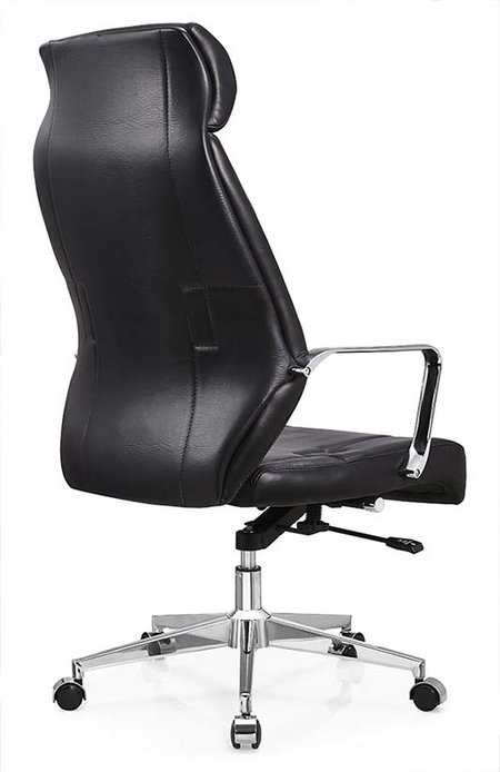 Basyx High Back Modern Executive Leather Computer Chair W