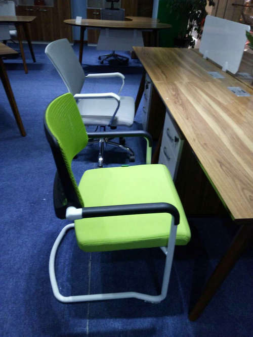 Eurotech Apollo Mesh Guest Chair With Sled Base Girsberger