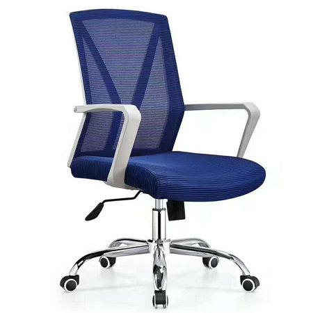 Office Star Air Grid Seat U0026 Back Task Chair With Oversized Carpet Casters