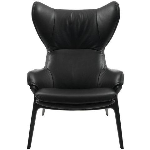 Danish Unique Wing P22 Lounge Chair By Patrick Norguet For