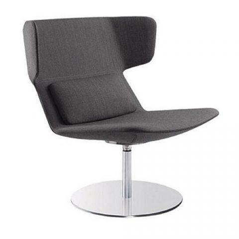 Awe Inspiring Wholesale Modern Fabric Lounge Chair Reception Room Swivel Theyellowbook Wood Chair Design Ideas Theyellowbookinfo