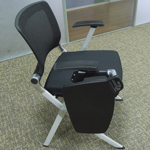 High Quality Folding Mesh Office Conference Training Chair
