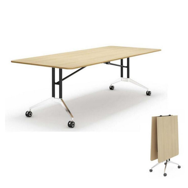 Portable Metal Modular Office Conference Table Combination